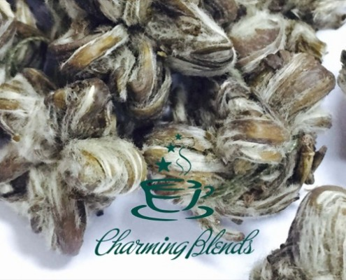 White-Stars - Charming Blends